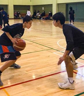 2019年バスケットボールスプリングキャンプ