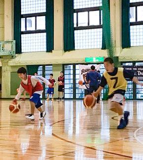 2019GWバスケキャンプイメージ