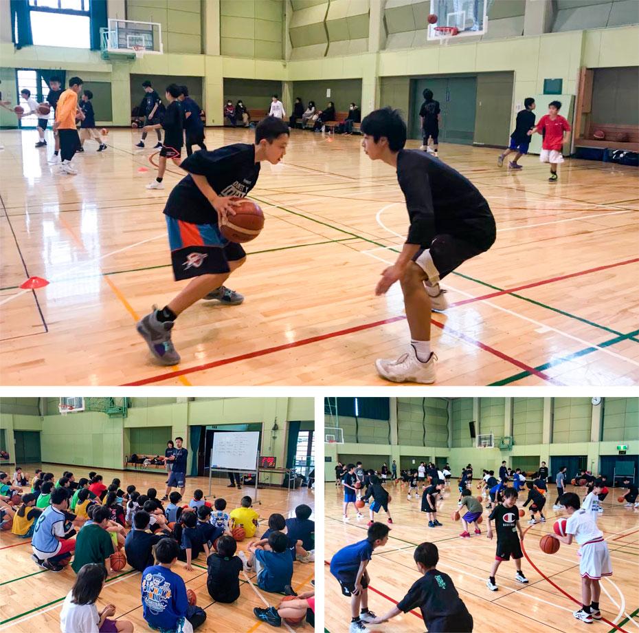 2019夏バスケ1dayキャンプ