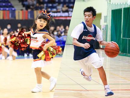 バスケ・チア年会費無料キャンペーン